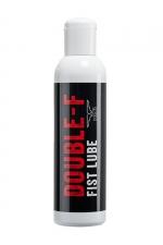 Lubrifiant Fist Double-F 500 ml : Lubrifiant à base d'eau extra épais, extra glissant et longue durée, pour les jeux sexuels softs comme les plus extrêmes.