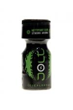 Poppers Jolt Black Eucalyptus 10ml : Puissant arôme d'ambiance aphrodisiaque à l'odeur d'eucalyptus. Poppers made in France by Jolt, Nitrite de Propyle, flacon de 10 ml.